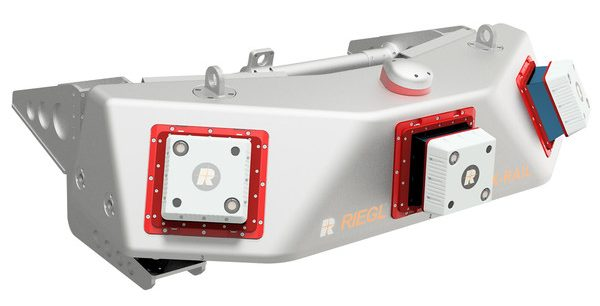 the new VMX-RAIL Triple Scanner Mobile System